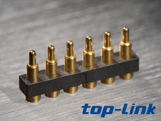 6pin弹簧式顶针